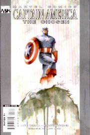 Captain America The Chosen #3 (2007) Marvel comic book